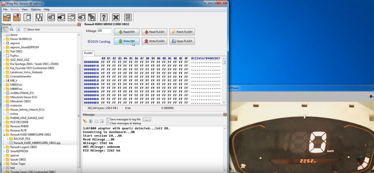 iProg-Pro-Programmer-Change-Mileage-for-Renault-KWID-Datsun-2