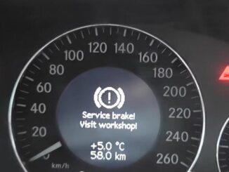 Reset-Benz-SBC-Fault-Code-C249F-C2498-Service-Brake-Visit-workshop-1