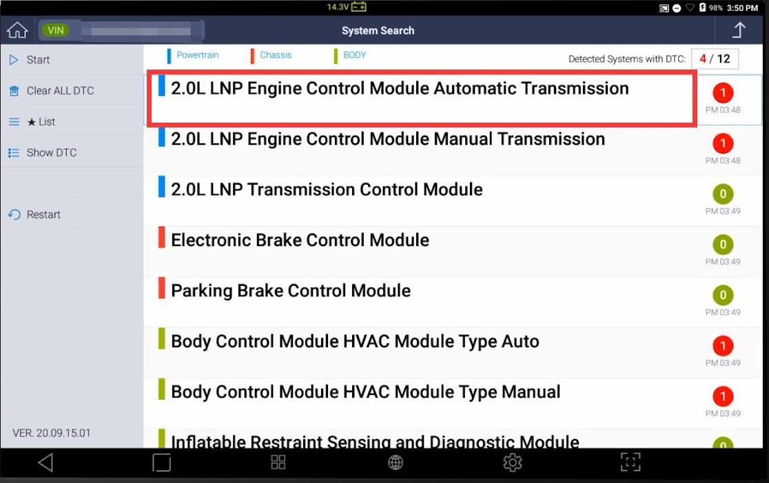G-Scan-DPF-Regeneration-Function-on-2014-Chevrolet-Captiva-6