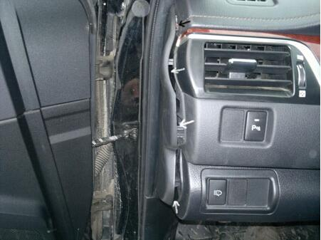 How-to-Disassemble-Instrument-Cluster-93C66-for-Toyota-Camry-2