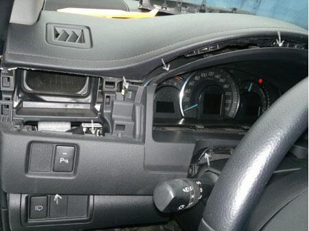 How-to-Disassemble-Instrument-Cluster-93C66-for-Toyota-Camry-6
