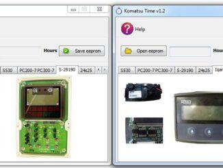Komatsu-Time-v1.2-v1.1-Excavator-Software-Free-Download