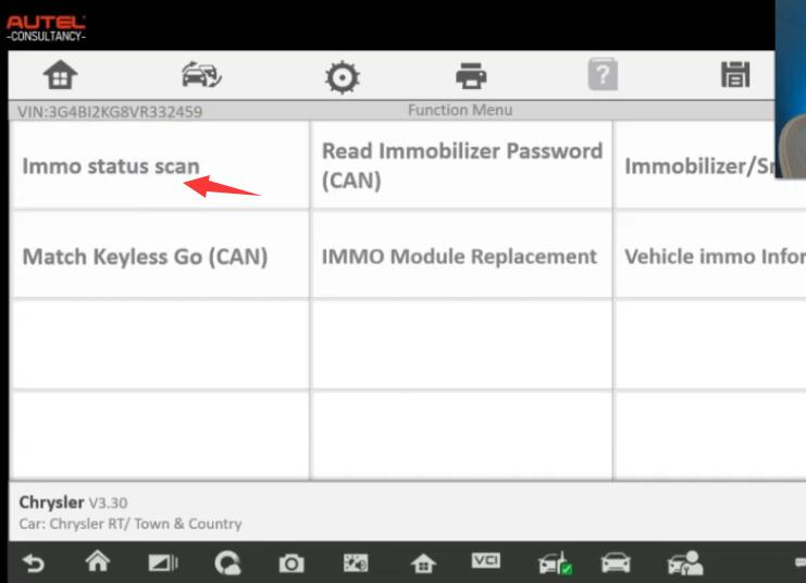 Chrysler-Town-2012-Used-PCM-Reprogramming-by-Autel-IM608-7