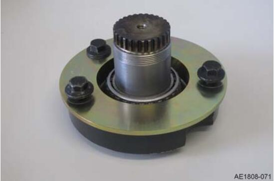 How-to-Change-the-Shaft-Seal-on-the-Drive-Wheel-Unit-for-Still-RX20-Truck-9