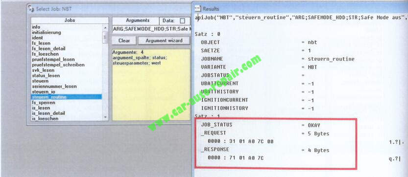 How-to-Solve-BMW-NBT-Unit-B7F8D0-HDD-Production-mode-active-4