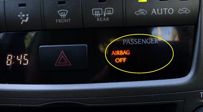 How-to-Repair-Toyota-Airbag-Off-Warning-Light-Error-1
