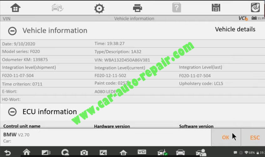 How-to-Use-Autel-IM608-to-Add-New-Key-for-BMW-320i-2013-10