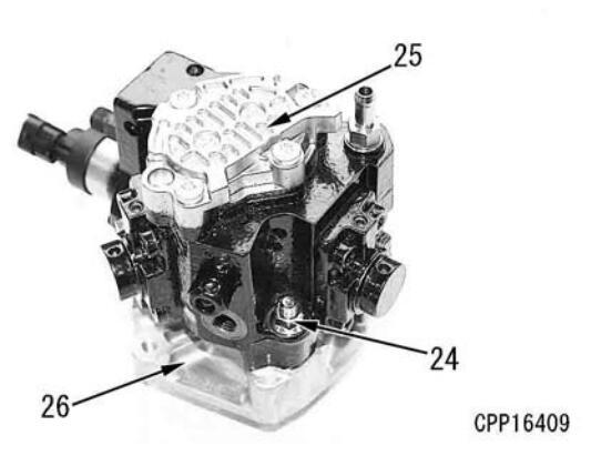Komatsu-PC130-8-Excavator-Fuel-Supply-Pump-Removal-Installation-Guide-9