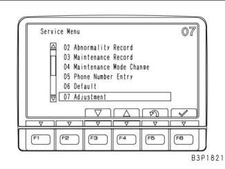 Komatsu-PC130-Excavator-Attachment-Flow-Adjustment-Guide-1
