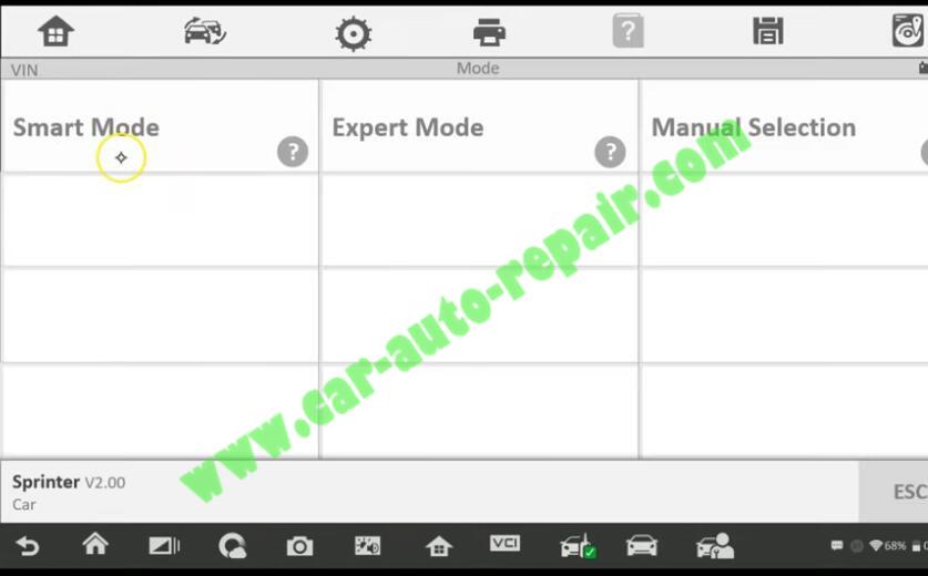 Mercedes-Benz-Sprinter-New-IR-Key-Adding-by-Autel-IM608-3