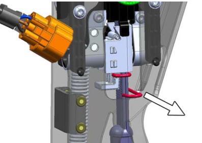 Still-RX20-Forklift-Truck-Brake-Cable-Changing-and-Adjusting-4