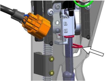 Still-RX20-Forklift-Truck-Brake-Cable-Changing-and-Adjusting-8