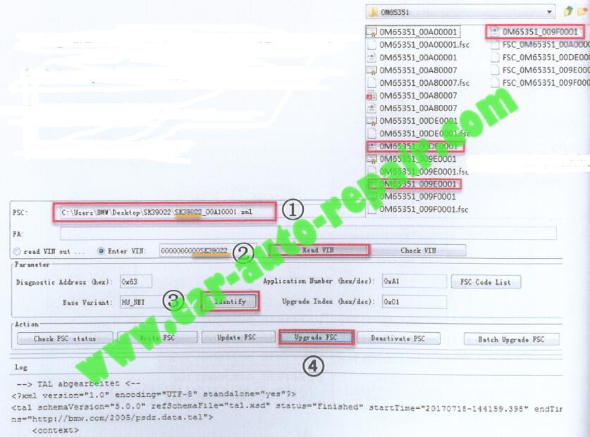 BMW-F-Series-Chassis-Navigation-FSC-Certification-File-Activation-2
