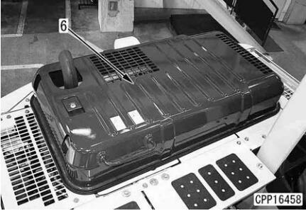 How-to-Remove-Install-Radiator-for-Komatsu-Excavator-PC130-3