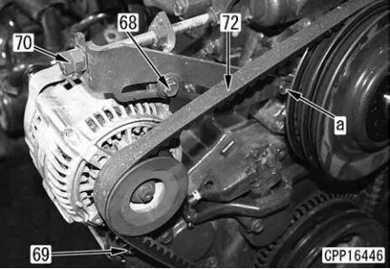 Komatsu-Excavator-PC130-8-Cylinder-Head-Removal-Installation-Guide-24