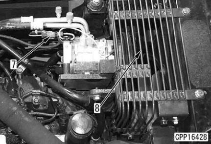 Komatsu-Excavator-PC130-8-Cylinder-Head-Removal-Installation-Guide-5