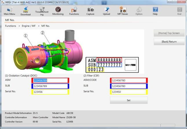 Change-Muffler-Filter-Number-by-MPDr-Diagnostic-Software-2