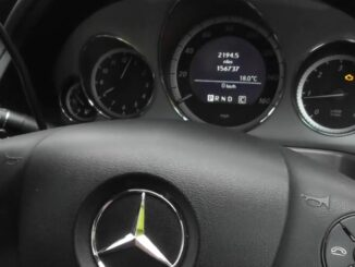 How-to-Diagnostic-Check-Engine-Light-by-Ancel-AD410-for-Benz-1