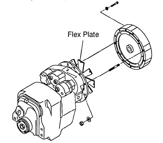 How-to-Remove-Engine-for-CLARK-Forklift-C500-12