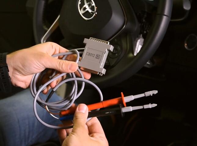 How-to-Reset-ID-Box-Replace-Smart-System-for-Toyota-Corolla-2020-Hybrid-2