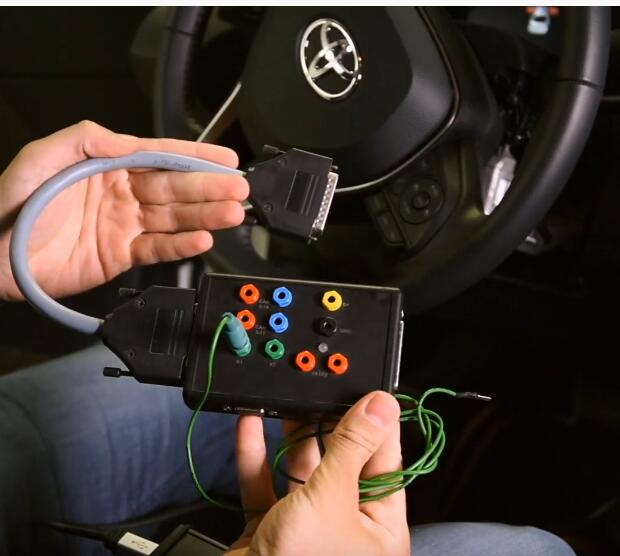 How-to-Reset-ID-Box-Replace-Smart-System-for-Toyota-Corolla-2020-Hybrid-3