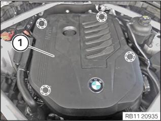 BMW-X7-Injectors-Ignition-Coils-Wiring-Harness-Replacement-33