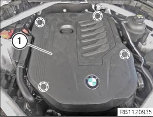 BMW-X7-Injectors-Ignition-Coils-Wiring-Harness-Replacement-7