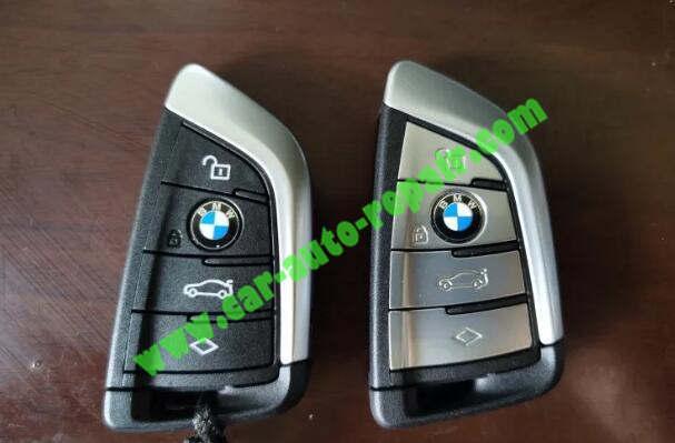 How-to-UpgradeRetrofit-BMW-Black-Blade-Key-to-Silver-Key-10