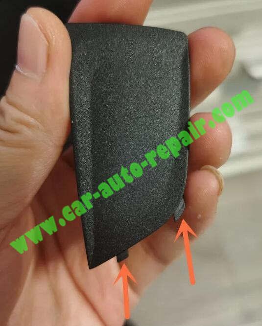 How-to-UpgradeRetrofit-BMW-Black-Blade-Key-to-Silver-Key-4