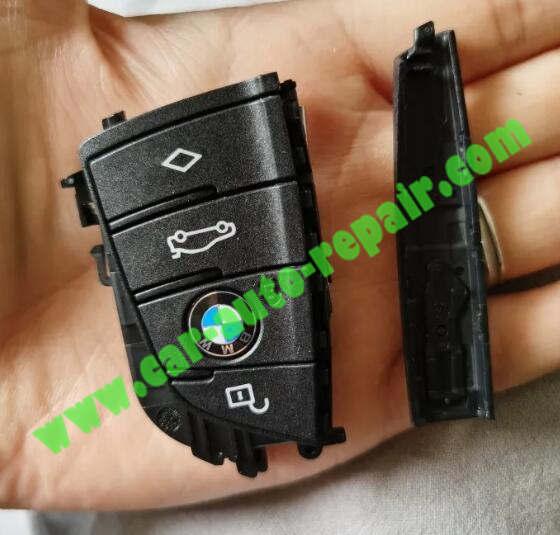 How-to-UpgradeRetrofit-BMW-Black-Blade-Key-to-Silver-Key-8