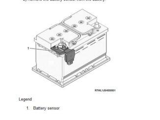 ISUZU-4JJ3-Battery-with-DPD-Battery-Sensor-Removal-Installation