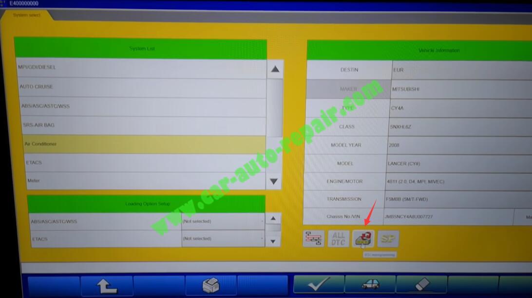 Mitsubishi-ECU-Reprogramming-by-MUT-III-Diagnostics-3