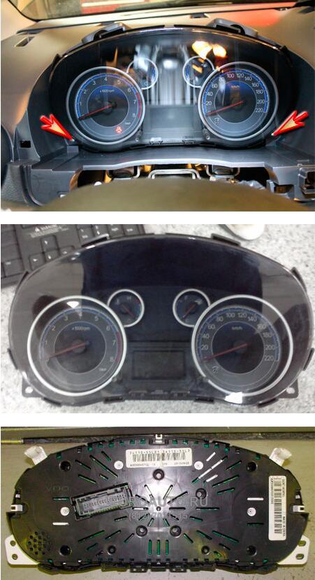 How-to-Remove-24C16-Chip-for-Suzuki-SX4-2010-2013-8