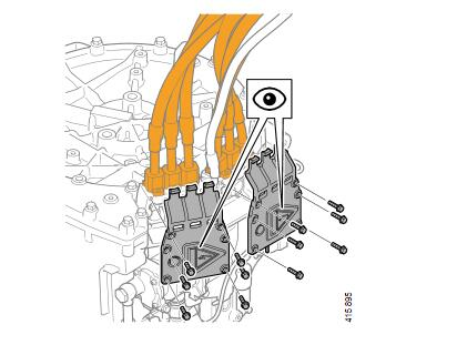 How-to-Remove-Electric-Machine-for-Scania-CK-Series-Buses-2020-4