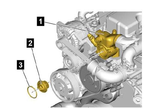 How-to-Remove-Install-Thermostat-for-Liebherr-Diesel-Engine-D834-1