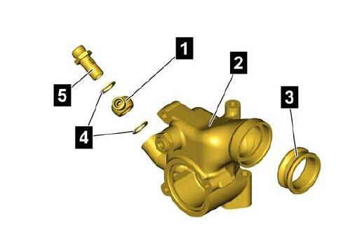 How-to-Remove-Install-Thermostat-for-Liebherr-Diesel-Engine-D834-4