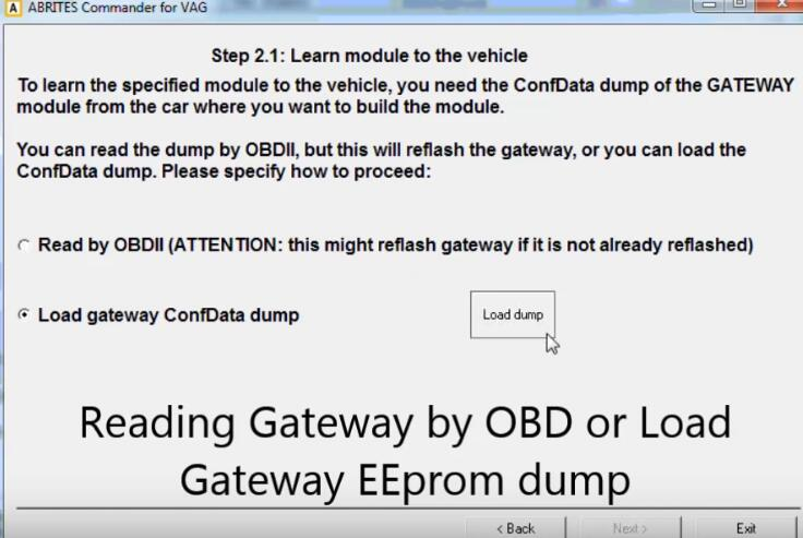 How-to-Reset-Component-Protection-Instrument-Cluster-via-ABRITES-on-Audi-A4-2010-7