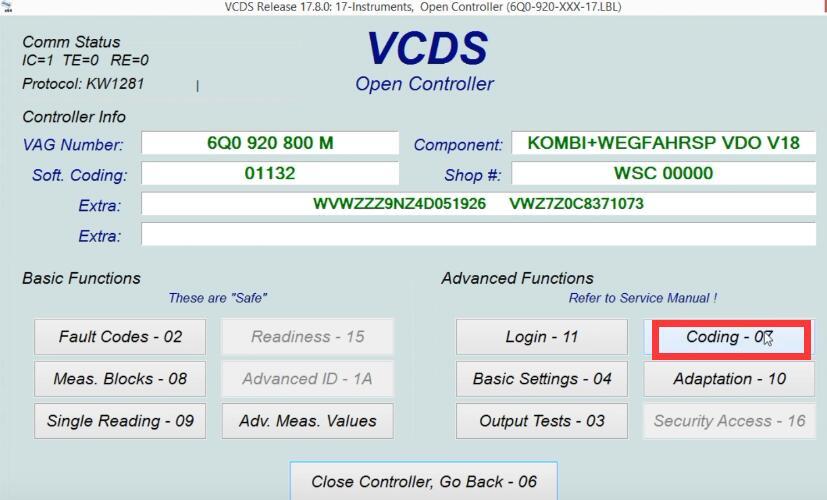 How-to-Do-Brake-Pad-Warning-Light-Deactivation-via-VCDS-3