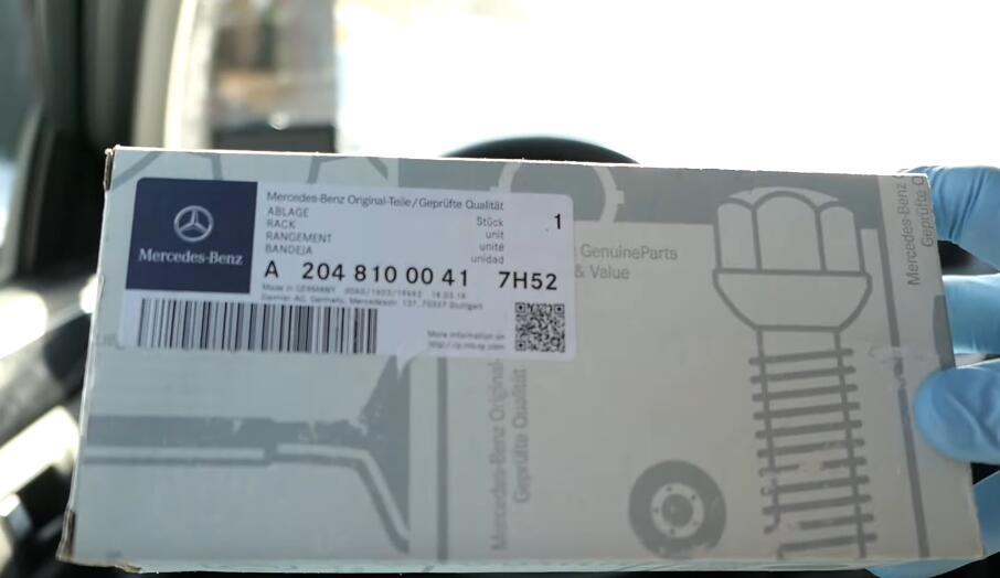 How-to-Install-a-Sunglass-Holder-on-Mercedes-Benz-E-Class-W212-1