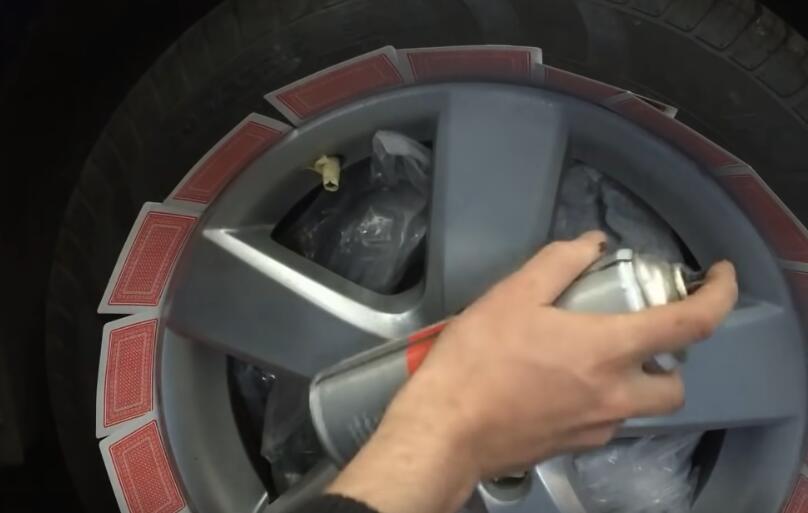 How-to-Repair-Curb-Rash-on-wheel-rim-on-VW-10