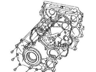 Remove-Install-Timing-Gear-Train-for-ISUZU-4JJ1-N-Series-Truck-26
