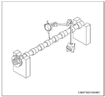 How-to-Remove-and-Install-Camshaft-Assembly-for-ISUZU-4JJ1-Euro-4-11