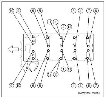How-to-Remove-and-Install-Camshaft-Assembly-for-ISUZU-4JJ1-Euro-4-17