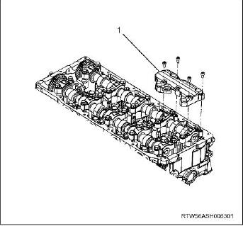 How-to-Remove-and-Install-Camshaft-Assembly-for-ISUZU-4JJ1-Euro-4-3