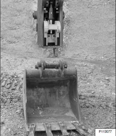 Bobcat-E85-Excavator-Hydraulic-Coupler-Kit-Remove-and-Installation-12