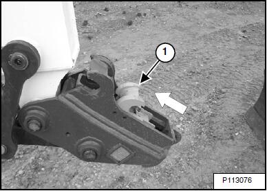 Bobcat-E85-Excavator-Hydraulic-Coupler-Kit-Remove-and-Installation-16