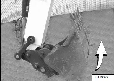 Bobcat-E85-Excavator-Hydraulic-Coupler-Kit-Remove-and-Installation-18
