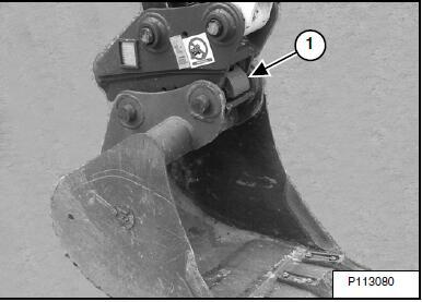 Bobcat-E85-Excavator-Hydraulic-Coupler-Kit-Remove-and-Installation-19