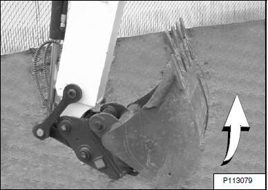 Bobcat-E85-Excavator-Hydraulic-Coupler-Kit-Remove-and-Installation-21