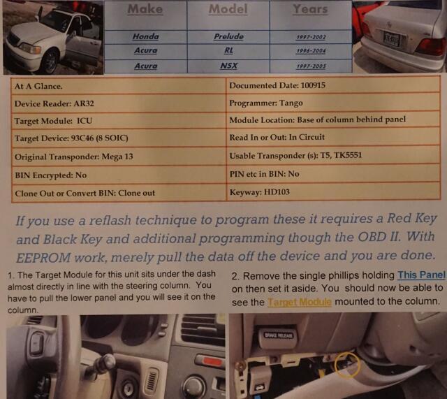 Advanced Immobiliser Car Locksmith Repair Manual (11)
